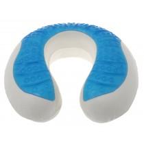 Gel Memory Foam Neck Pillow