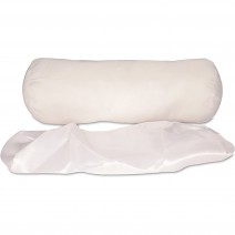 Satin Pillow Case White