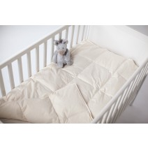 Fiona Organic Extra Lightweight Hypodown Crib Comforter - Crib