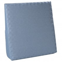 "BetterRest Bed Wedge Regular Foam 10"" & cotton cover"