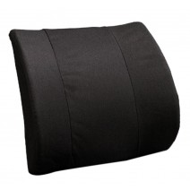 BetterBack Premium Molded Lumbar Black