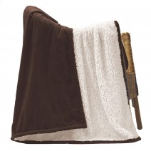 The Urban Alpaca Home Throw - Taupe