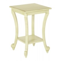 Daren Accent Table in Antique Celadon Finish