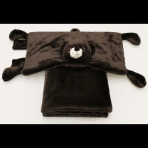 Kritter Huggable - Black Bear