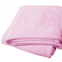 Plushera Throw - Pink