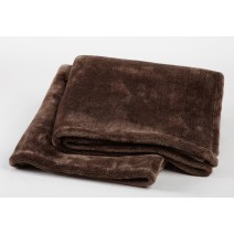 Plushera Throw - Taupe