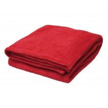 Soft Touch Velura - Red