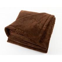 Urban Classic Throw - Chocolate