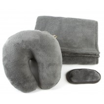 Travel Comfort Set - Flint Gray
